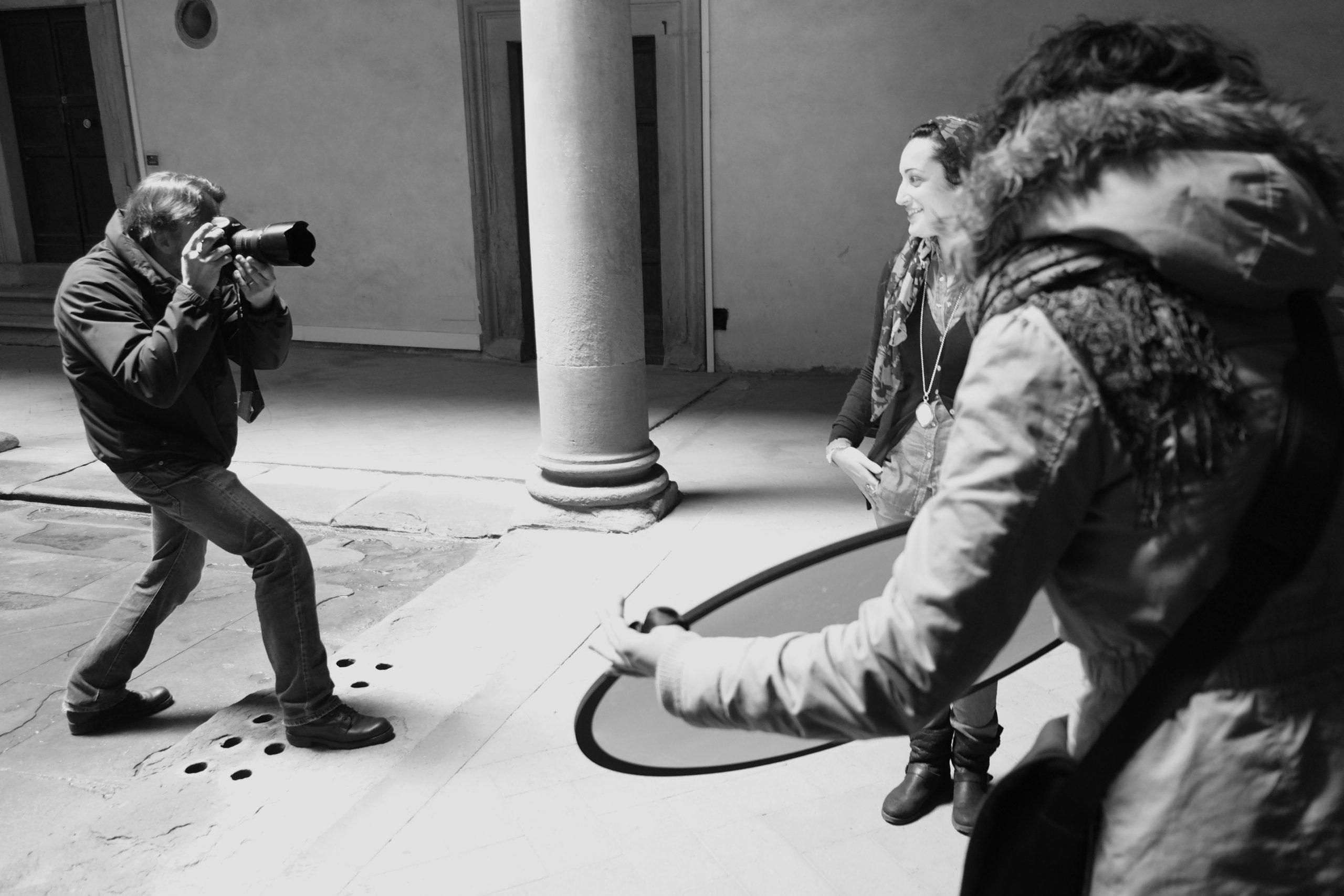 Azione sul campo, il workshop della Scuola internazionale di fotografia