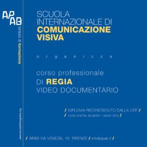 Corso Professionale di Regia Video Documentario